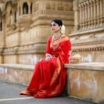 30 Most Stylish Saree Ideas to Rock Your Wedding Look