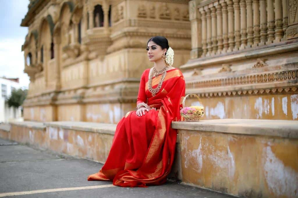 You are currently viewing 30 Most Stylish Saree Ideas to Rock Your Wedding Look